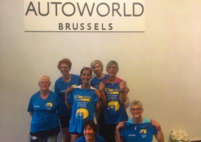 Coureurs 20km Bruxelles