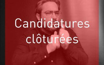 CANDIDATURES CLÔTURÉES Offre d'emploi: Accompagnatrice, accompagnateur sourd.e